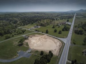 Dollar General Begins Construction in Morgan County, West Virginia Photo: Bob Peak